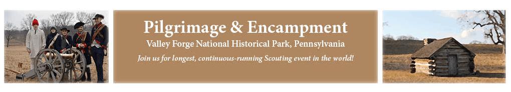 P&E webpage header