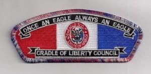 Eagle scout CSP