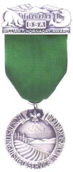 Hornaday's Award