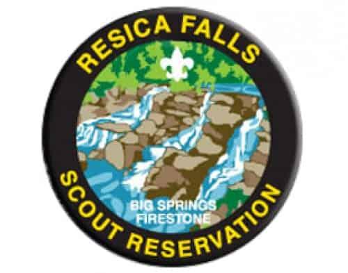 Resica Camp Logo