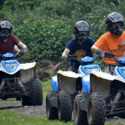 ATV's at Resica