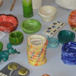 Handicraft Pottery