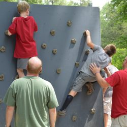 2016 Cub Adventure Climbing Wall
