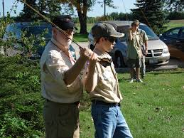 Resica falls scout reservation cradle of liberty council for Pa lifetime fishing license