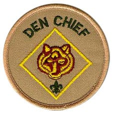 Den Chief - Cradle of Liberty Council