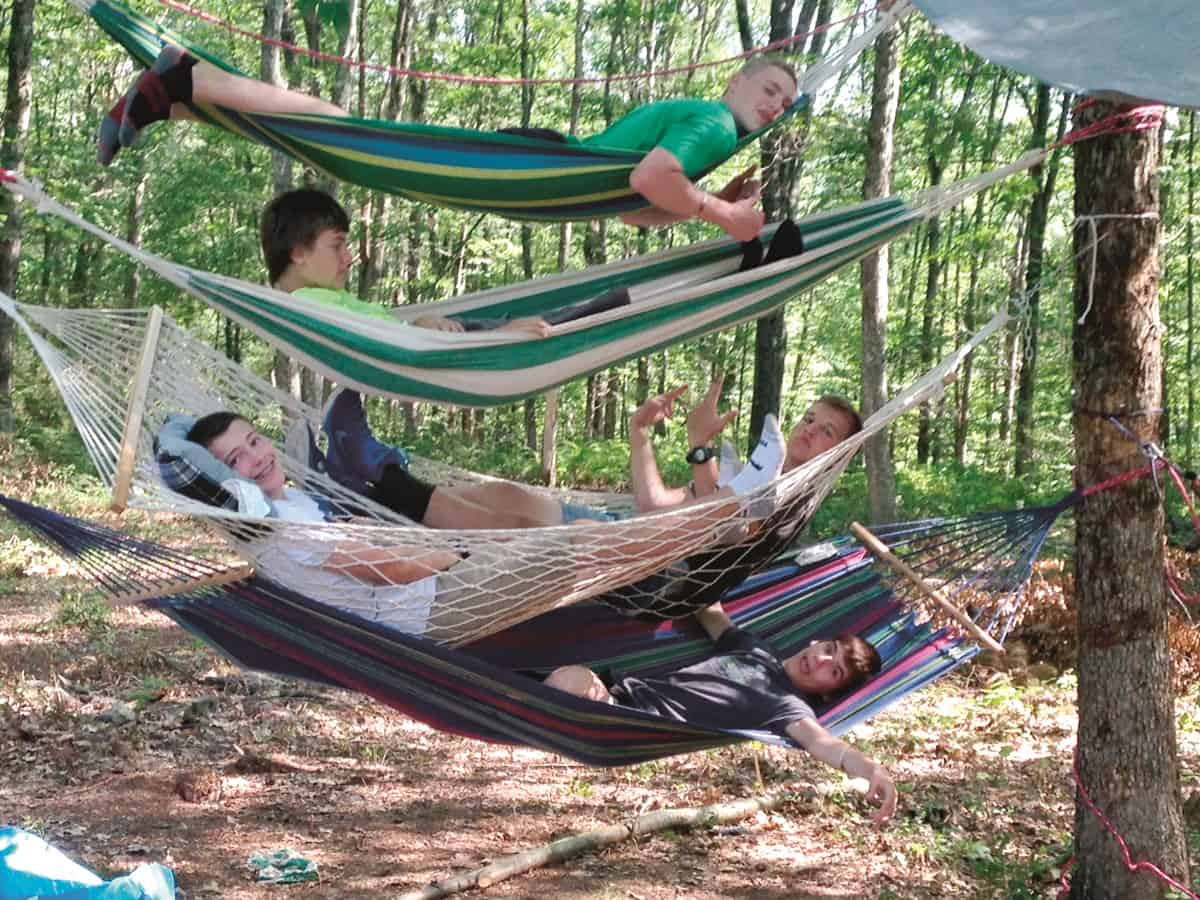 Boy Scout Resident Camping - Cradle of Liberty Council